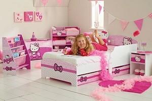 Hello Kitty Room Set